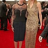 Faith Hill and Nicole Kidman
