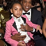 Blue Ivy's Purse at Grammys 2017