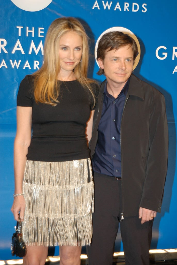Tracy pollan and michael j fox 2003 couples at the for Michael j fox and tracy pollan love story