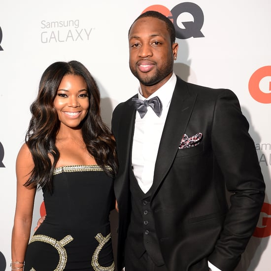 Gabrielle Union and Dwyane Wade Wedding Pictures 2014