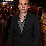 Xavier Samuel suited up for the debut.