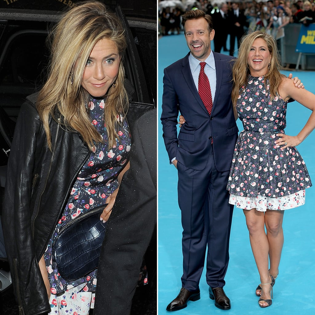 Jennifer Aniston We're The Millers London Premiere Pictures