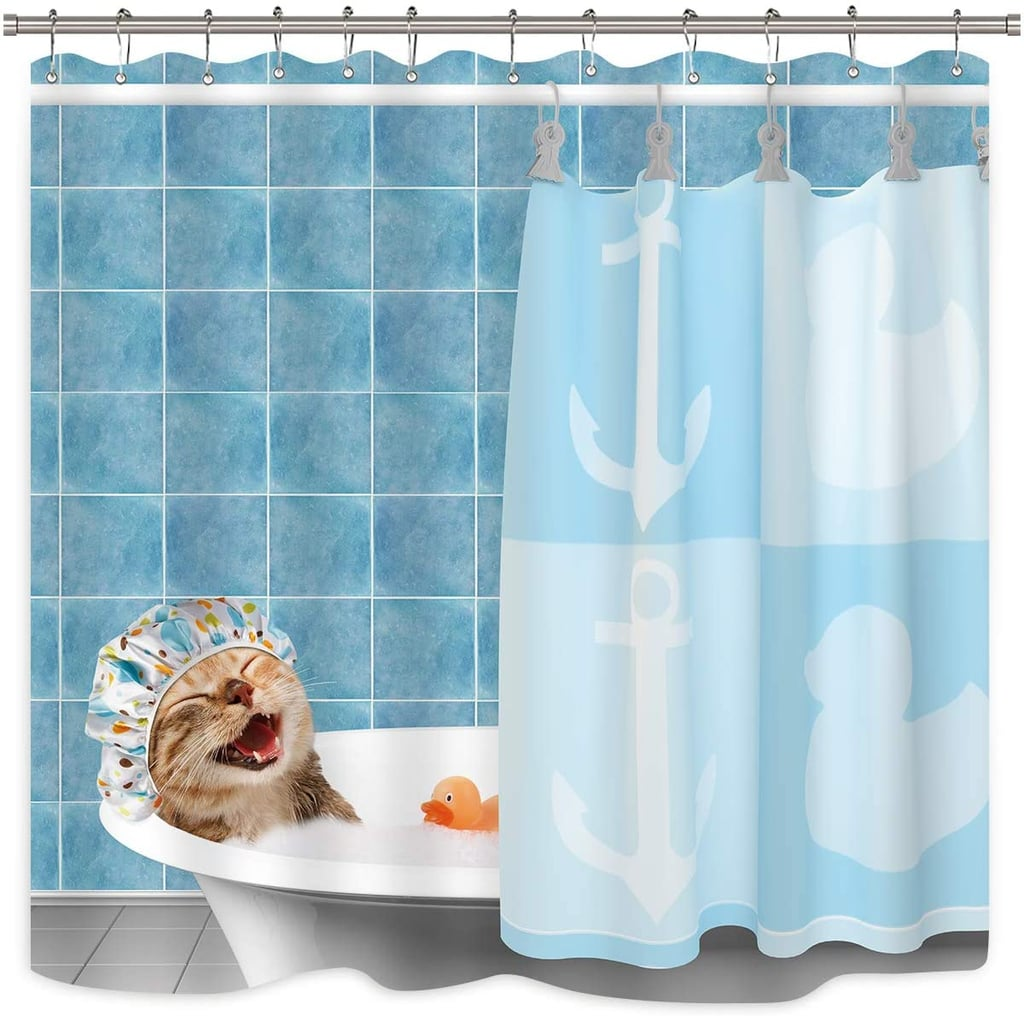 Funny And Weird Shower Curtains On Amazon Popsugar Home
