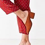 Urban Outfitters Marta Mule Heel