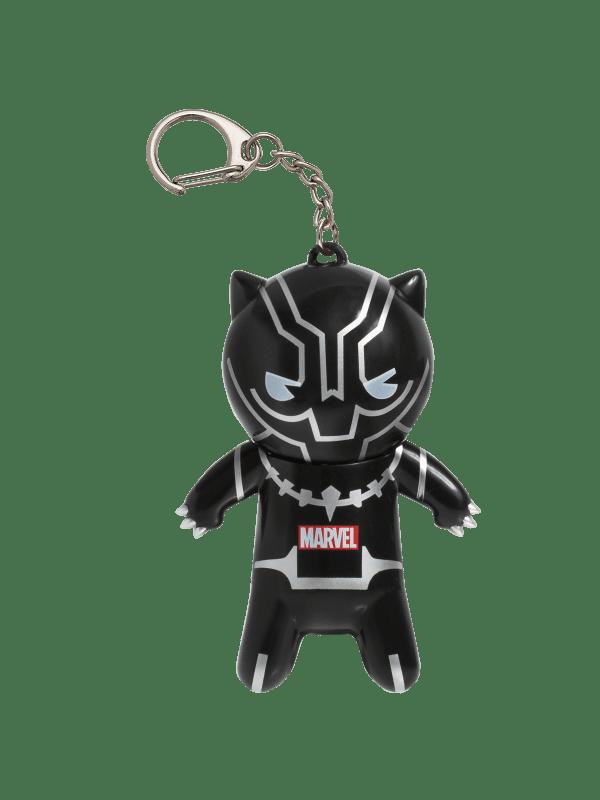 Lip Smacker Marvel Superhero Lip Balm Black Panther Keychain