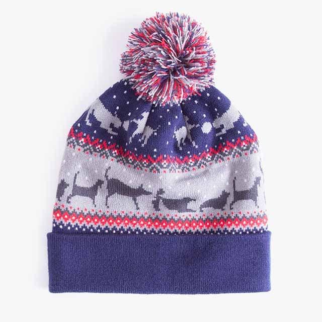 Fair Isle Ski Hat ($18)