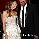 Pictured: Jessica Biel and Benicio del Toro