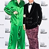 Pictures of Gwendoline Christie and Giles Deacon Together