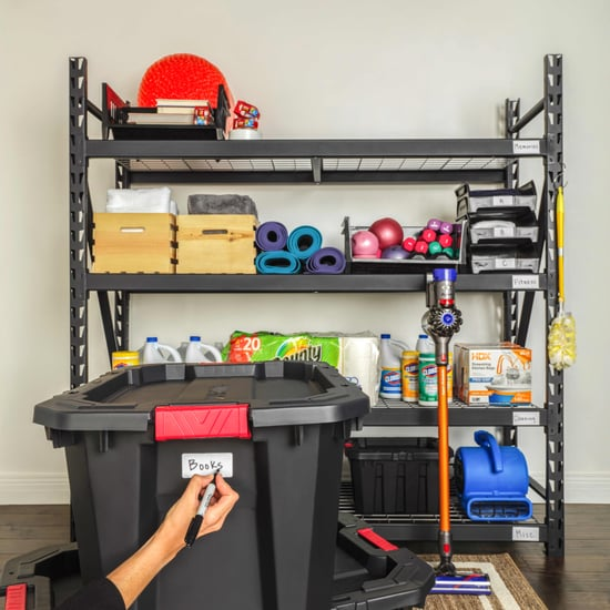 How To Organize Your Garage In 1 Weekend