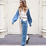 The Two-Tone Outfit of Your Dreams