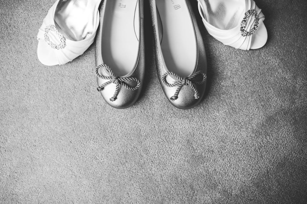 Comfortable Wedding Shoes For Brides | POPSUGAR Fashion