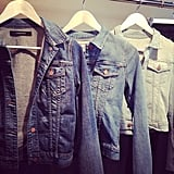 Denim jackets will never die. We reckon these J Brand cuties deseve a spot in everyone's wardrobe, just quietly.