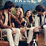 Doesn't this Bally Spring 2012 ad remind you of The Sound of Music? Source: Fashion Gone Rogue