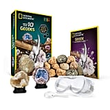National Geographic Break Open 10 Premium Geodes