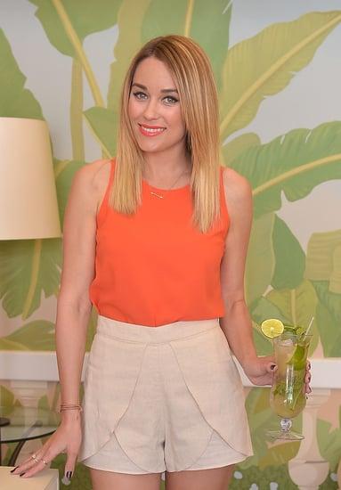Lauren Conrad Straight Hair Cut   2014