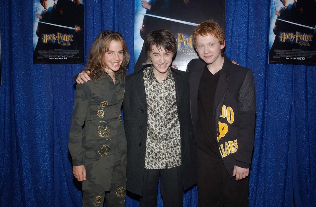 Harry Potter and the Chamber of Secrets Premiere (2002)