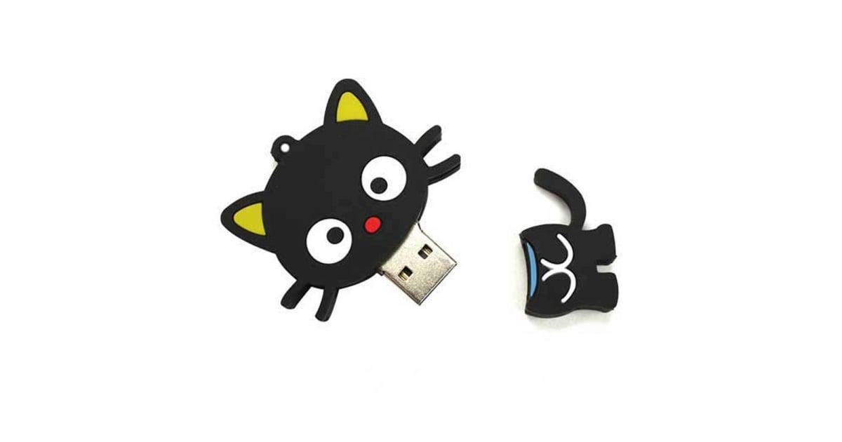 cf2623a2f Chococat USB | Hello Kitty Tech Gifts For Women | POPSUGAR Love ...