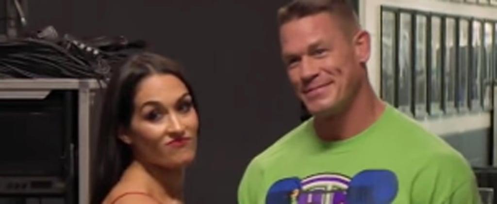 John Cena and Nikki Bella Reunite After Calling Off Wedding