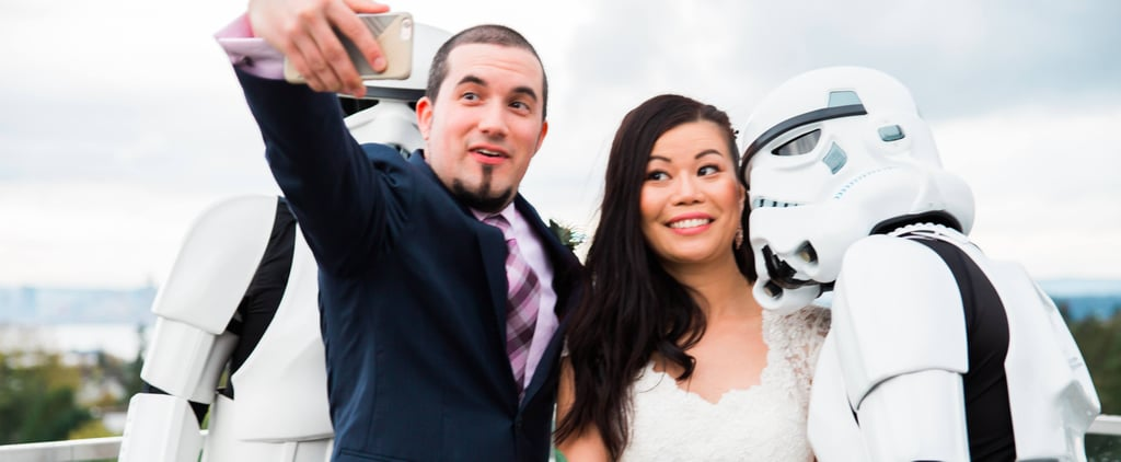 Creating Your Own Snapchat Wedding Filter Is So Much Easier and Cheaper Than You Think