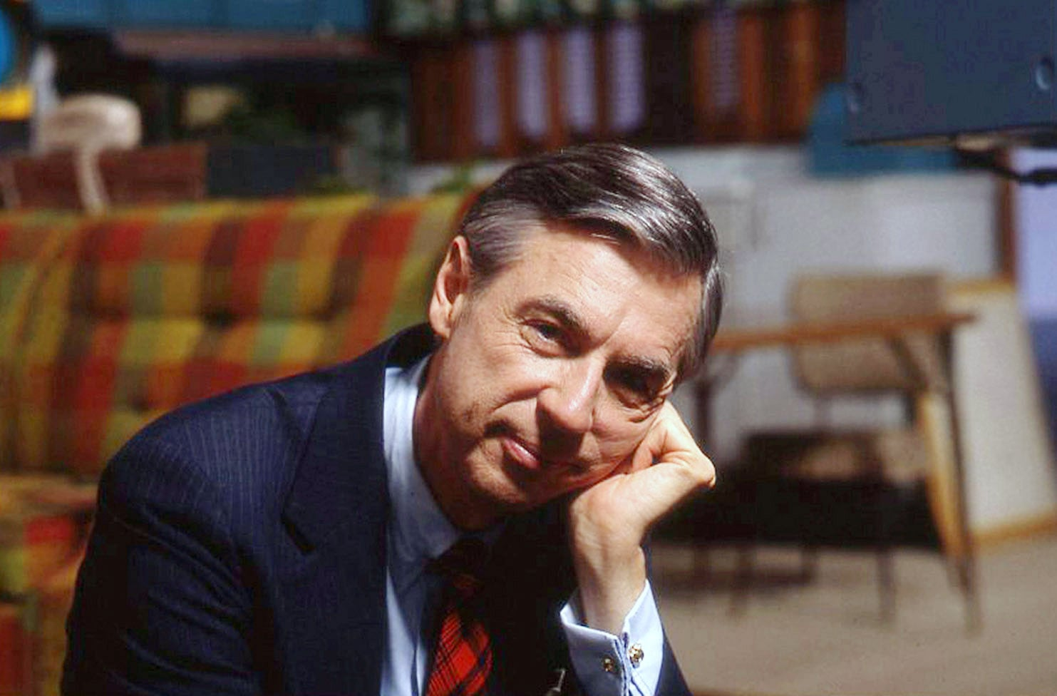 Was Mr Rogers A Marine Popsugar Entertainment