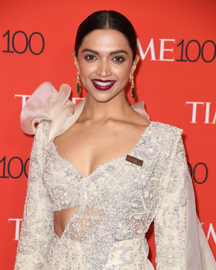 Deepika Padukone at the 2018 Time 100 Gala