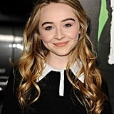 Sabrina Carpenter With Blond Hair in 2014