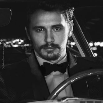 James Franco Made to Measure Ad | Video