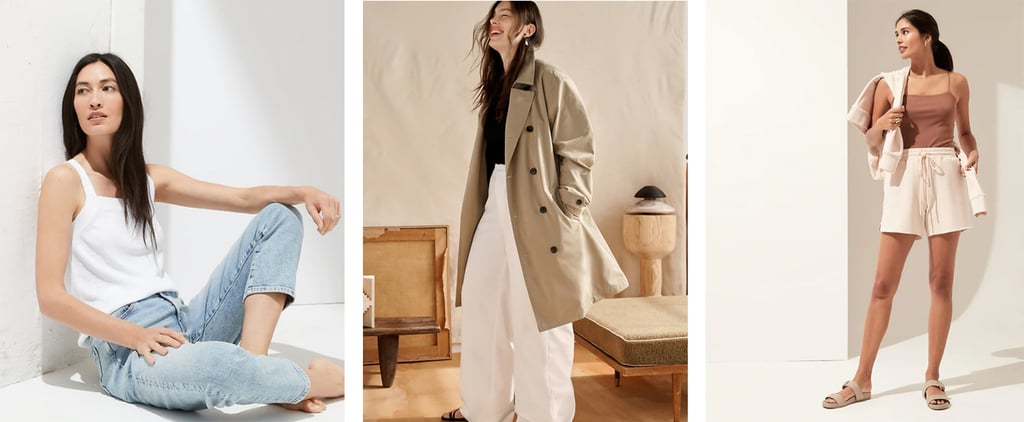 Top Picks From Banana Republic's 4th of July Sale 2021