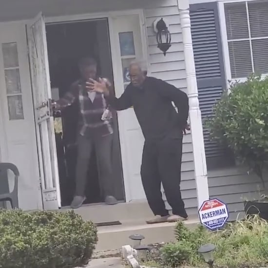 Watch This Video of Cute Grandparents Dancing on Their Porch