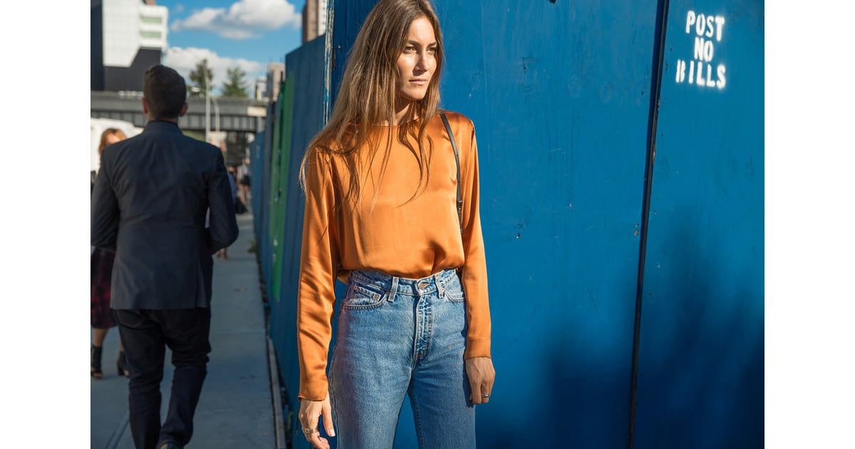 New York Fashion Week Spring 2016 Beauty Street Style New York Fashion Week Spring 2016