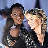 Pictured: Herieth Paul and Frida Aasen