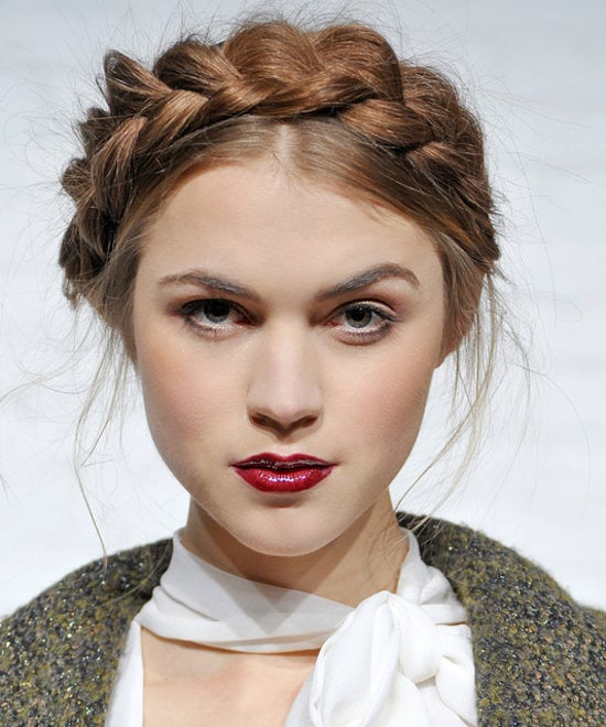 Yes, you can rock braids in the Fall and still be super chic.