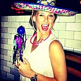 Bar Refaeli kicked off her Summer with a fiesta in May. Olé!  Source: Instagram user barrefaeli