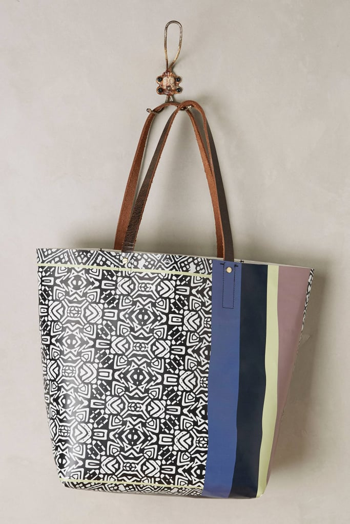 Downstream Stripe Tote