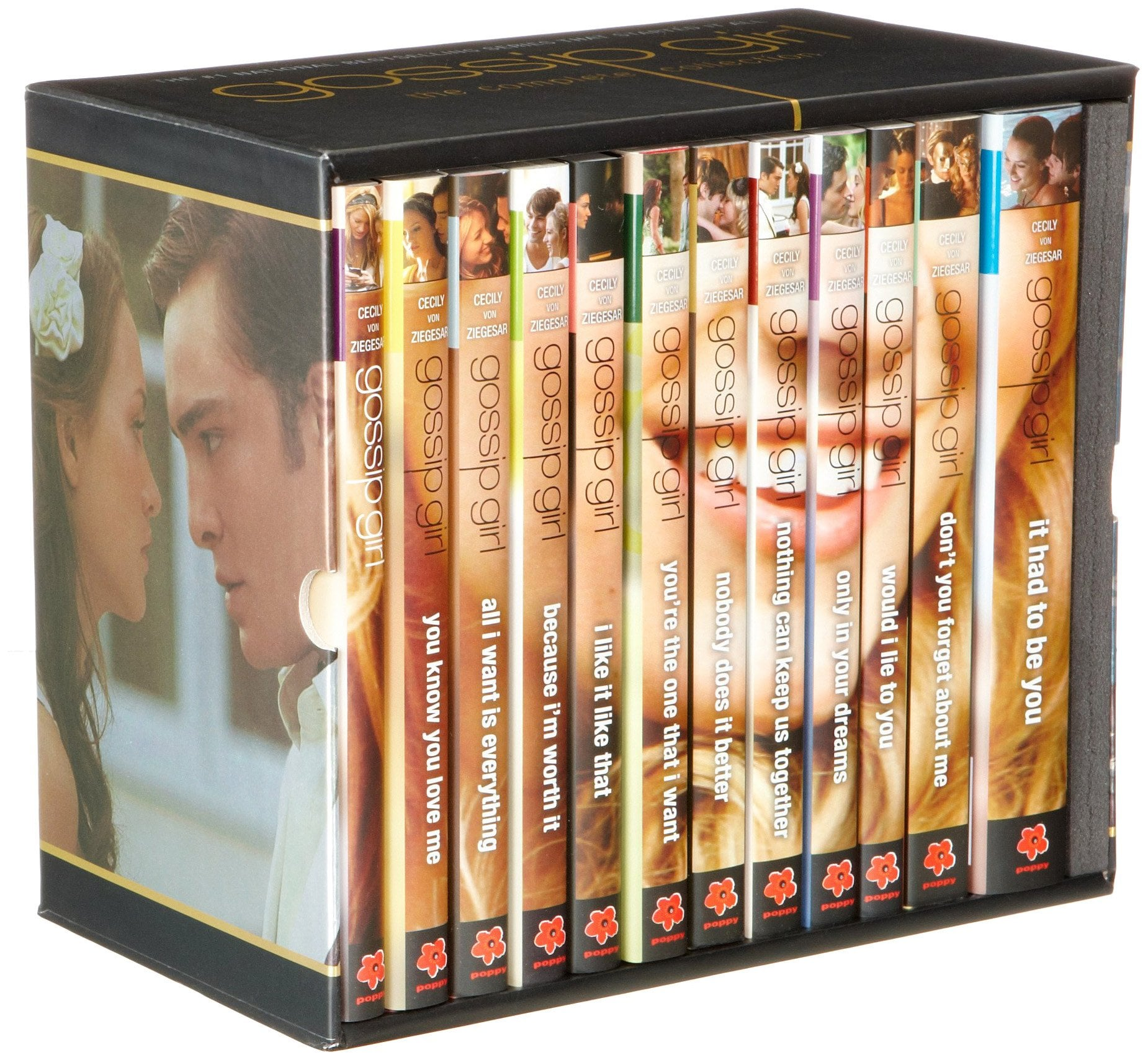 the complete collection of books 8 xoxo gifts for