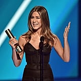 Jennifer Aniston at the 2019 People's Choice Awards