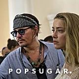 Amber Heard, Johnny Depp in Brazil September 2015 Pictures