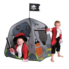 Pirate Pop-Up Tent ($45)