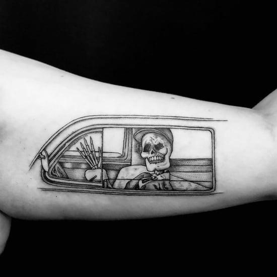 Halloweentown Tattoo Ideas and Photos