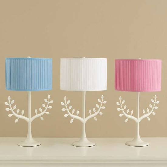 Nice and New: PBTeen Plum Tree Lamp Base