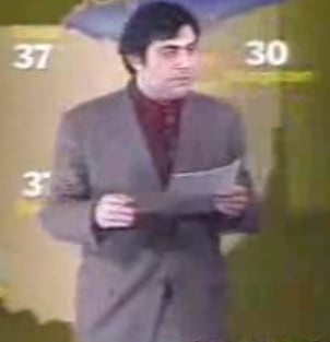 Louis Badalament Does the Weather