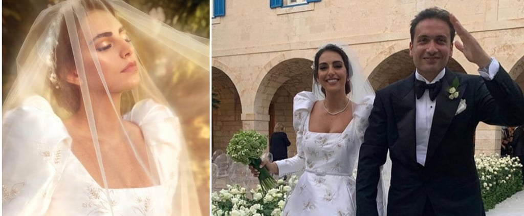 Where Did Valerie Abou Chacra Get Married?