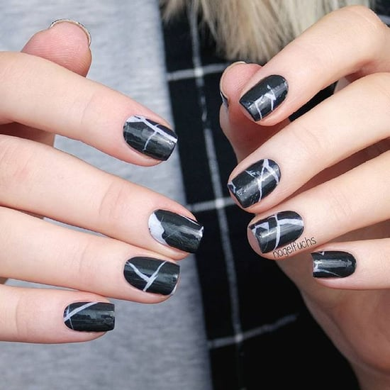 Marble Nails Nageldesign Ideen