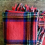 You can break out the tartans and plaids