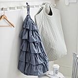 Ruffle Laundry Bag