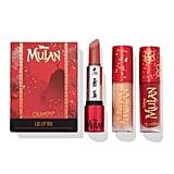 ColourPop x Mulan Honour to Us All Lip Kit