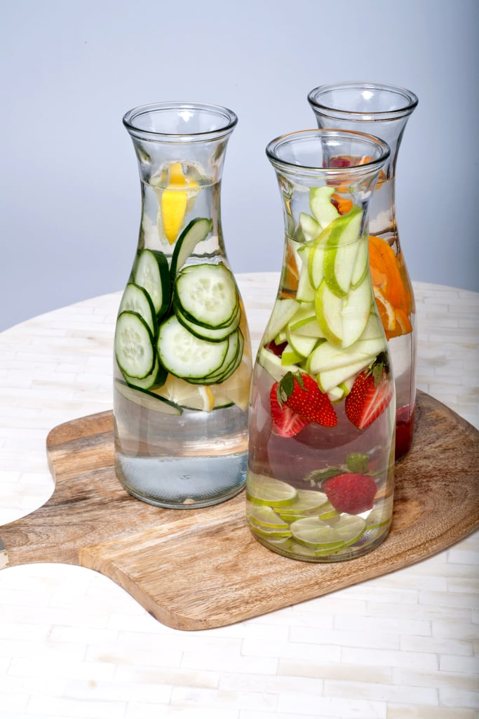 Make Infused Fruit and Herb Water