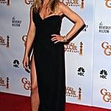 Jennifer at the 2010 Golden Globe Awards