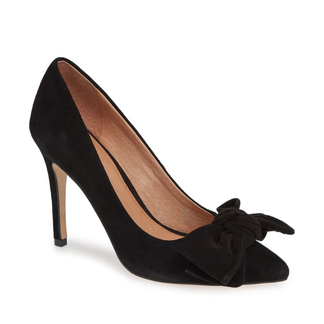Georgiana Bow Pumps