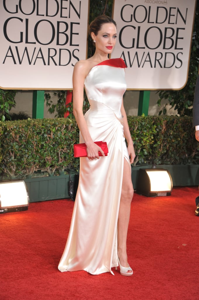 Angelina Jolie    The best red carpet dresses 2018    POPSUGAR Fashion UK Photo 29